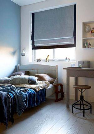 Vouwgordijnen met de beste kwaliteit vouwgordijnen bij roobol for Raamdecoratie slaapkamer verduisterend