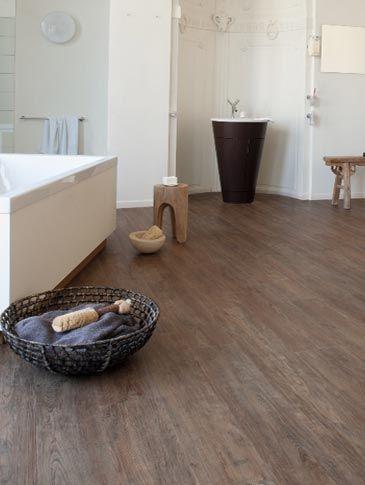 Kies voor hout(look) in de badkamer - inspiratie Roobol