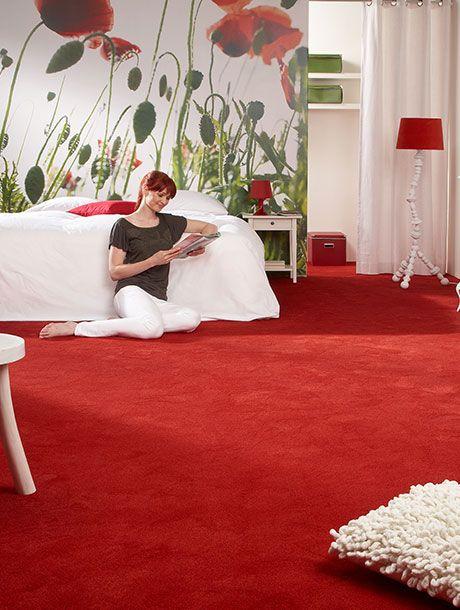tapijt in de slaapkamer 01