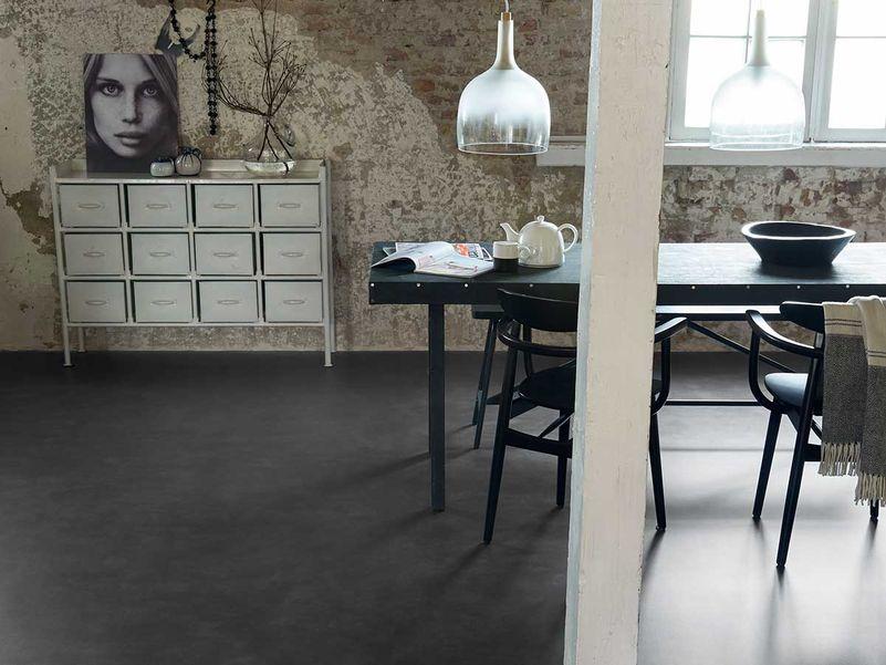 Novilon Betonlook Prijs : Vinyl novilon vt wonen basalt