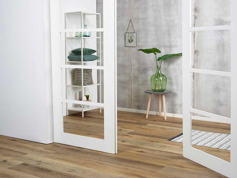 PVC vloer Essenzo dark oak