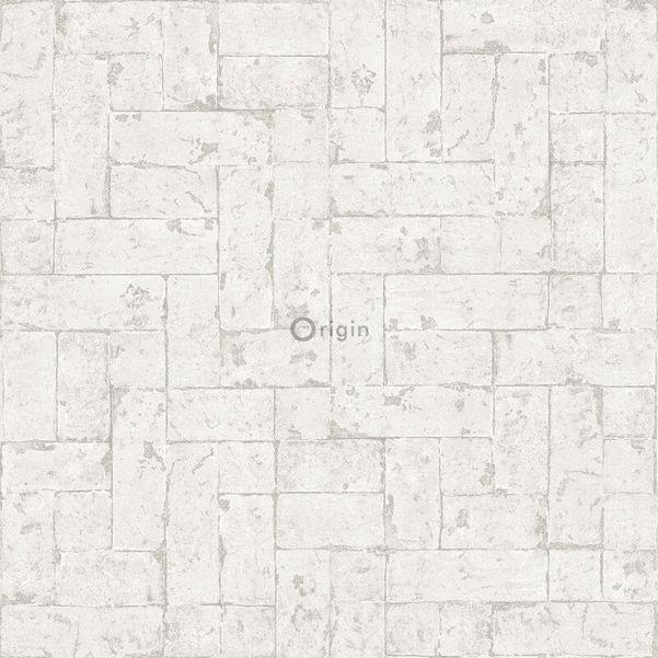 Eco texture vliesbehang Origin 347567