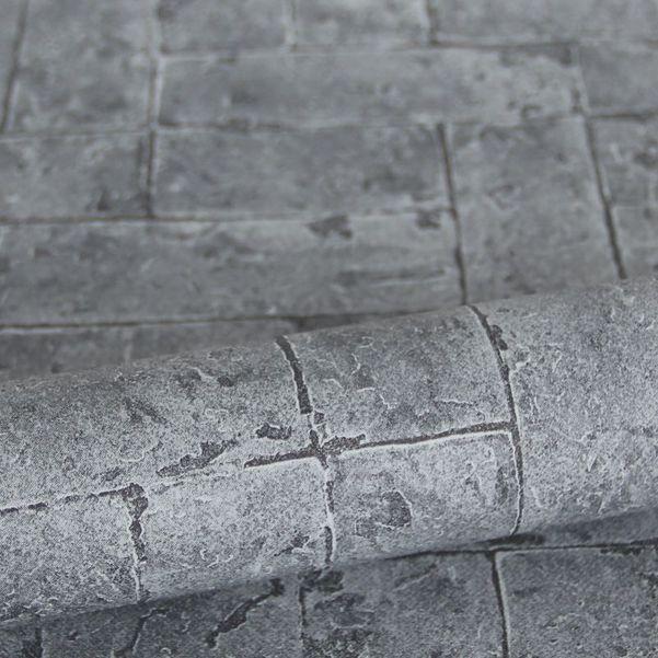Eco texture vliesbehang Origin 347571