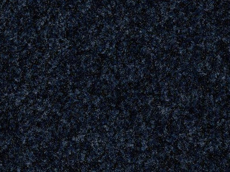 Deurmat Coral Brush stratos blue
