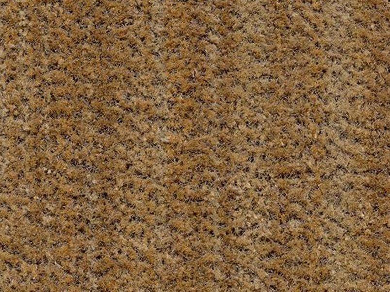 Deurmat Coral Brush straw brown