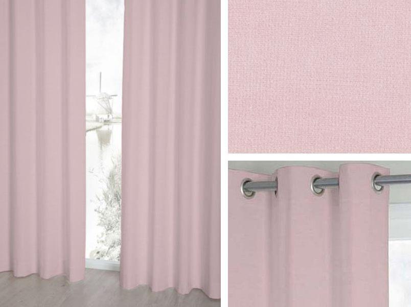 gordijn superior roze