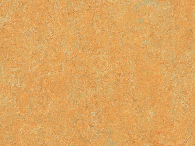 Marmoleum Marbled golden saffron