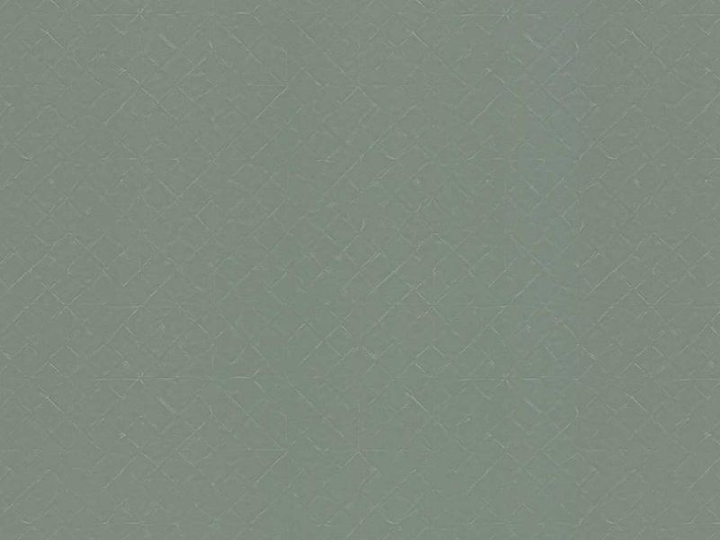 Vinyl novilon bella orogami vergrijsd groen