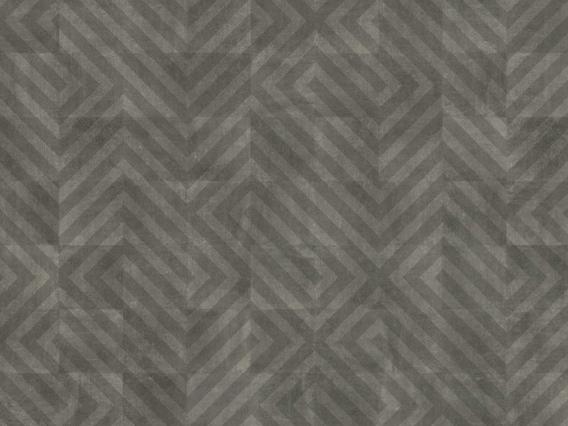 Vinyl Novilon Bella labyrint graniet