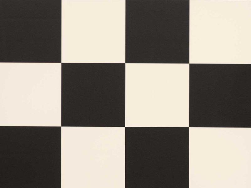 Vinyl novilon viva steen zwart wit