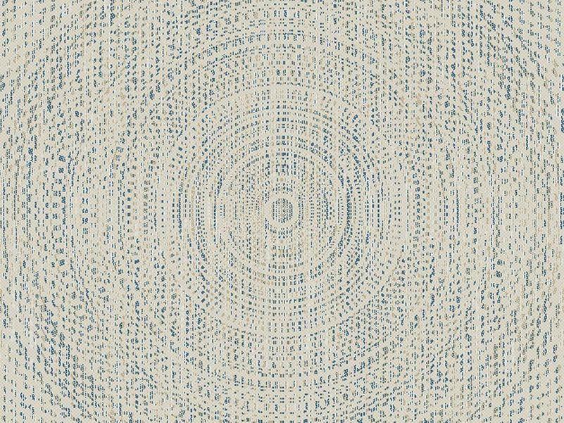 Buitenkleed Breeze wool raw blue