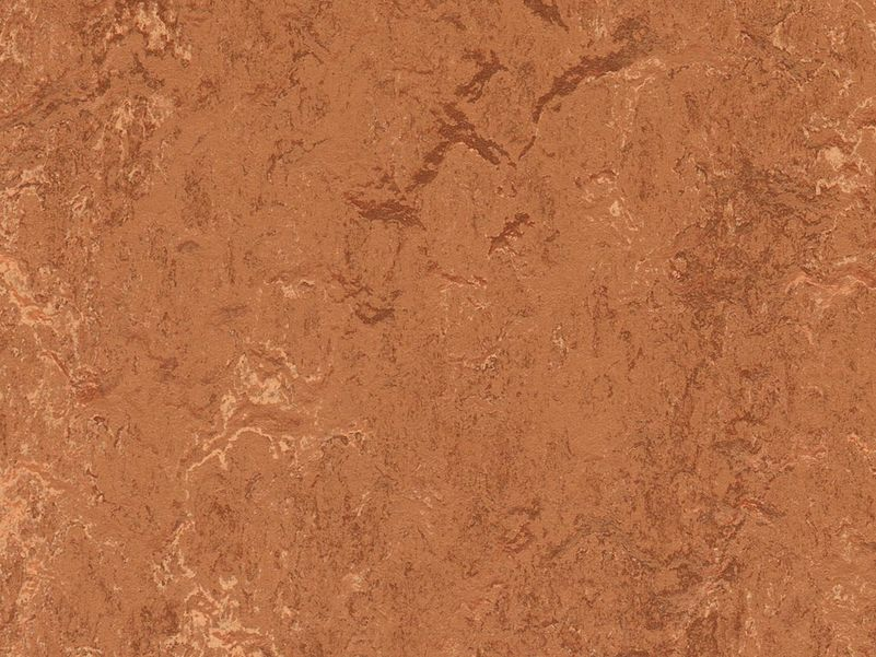 Marmoleum real rust