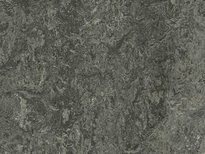 Marmoleum Marbled graphite
