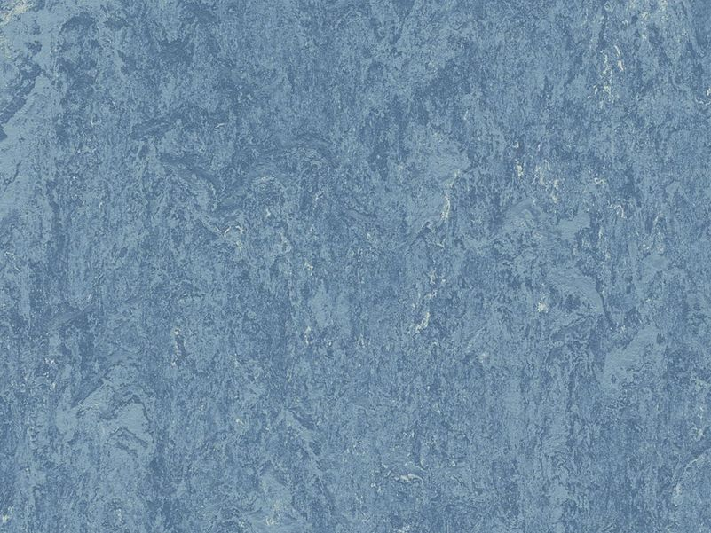 Marmoleum Marbled fresco blue
