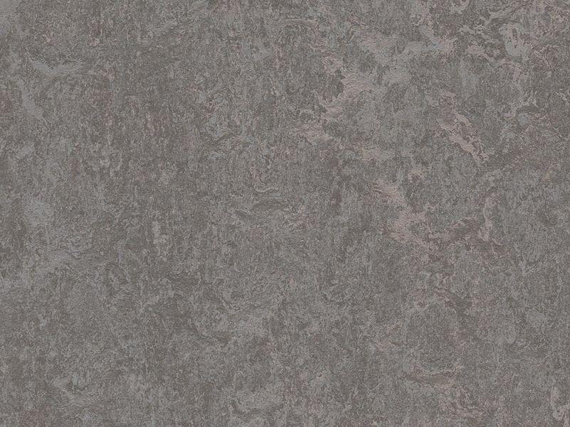 Marmoleum Marbled slate grey