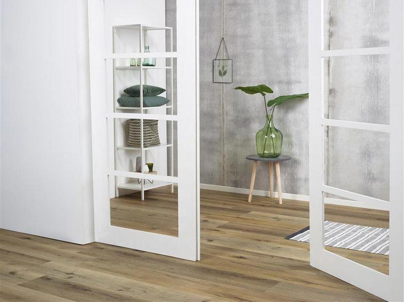 PVC vloer Essenzo Click dark oak