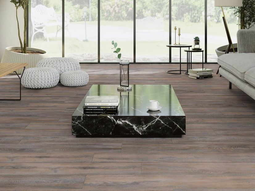 PVC vloer Moduleo Impress santa cruz oak