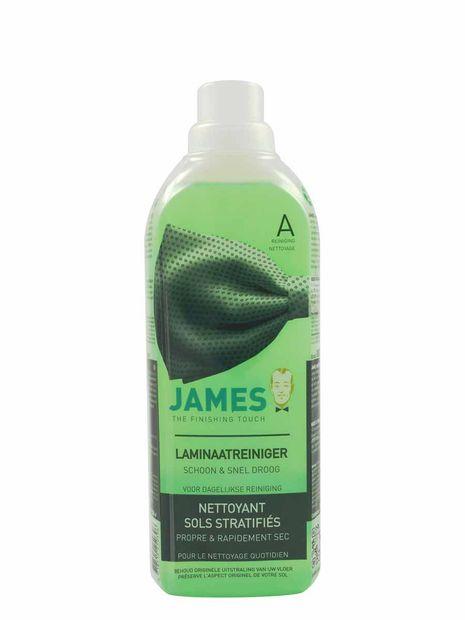James Laminaatreiniger Schoon & snel droog