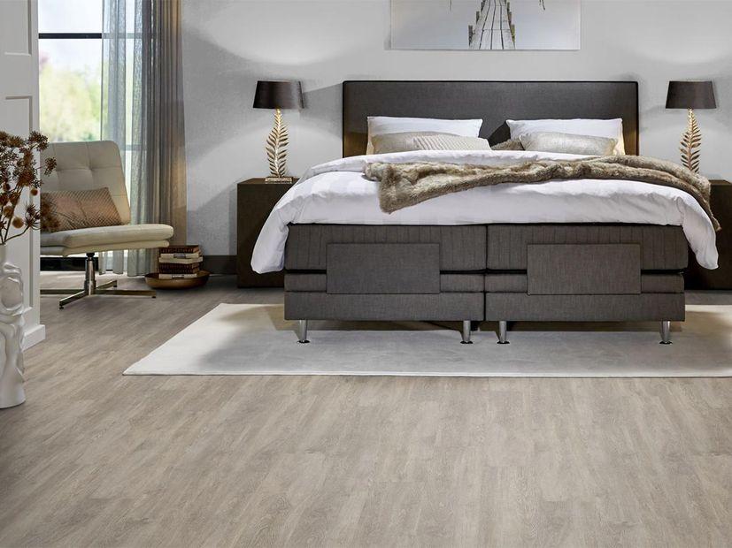 PVC vloer Supremo light grey