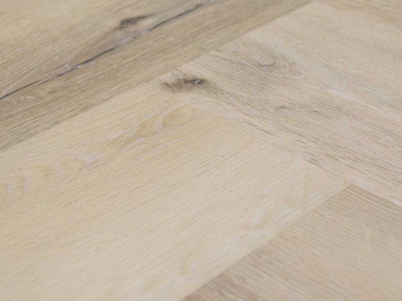 PVC vloer Spigato light oak