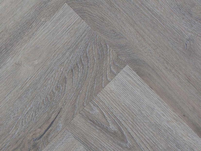 PVC vloer Spigato smoky