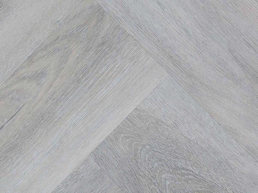 PVC vloer Spigato light grey