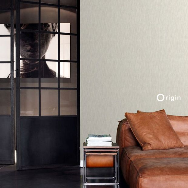 Eco texture vliesbehang Origin 347363