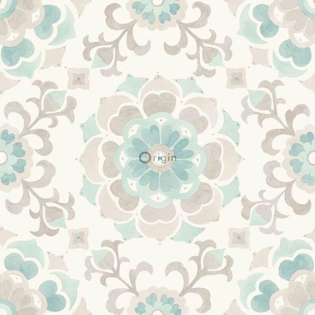 Eco texture vliesbehang Origin 347423