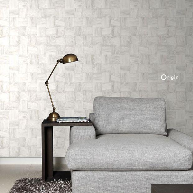 Eco texture vliesbehang Origin 347515