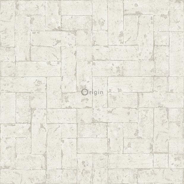 Eco texture vliesbehang Origin 347568