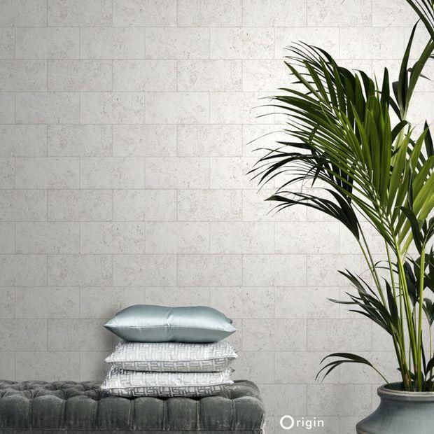 Eco texture vliesbehang Origin 347580