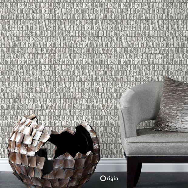 Eco texture vliesbehang Origin 347593