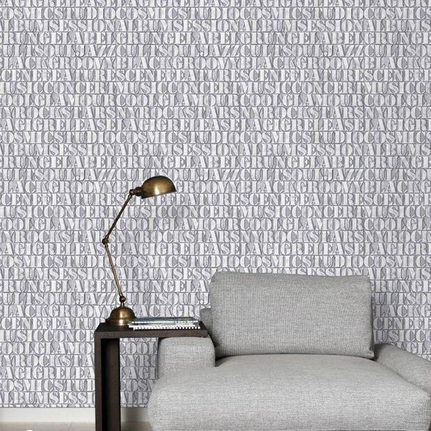 Eco texture vliesbehang Origin 347594