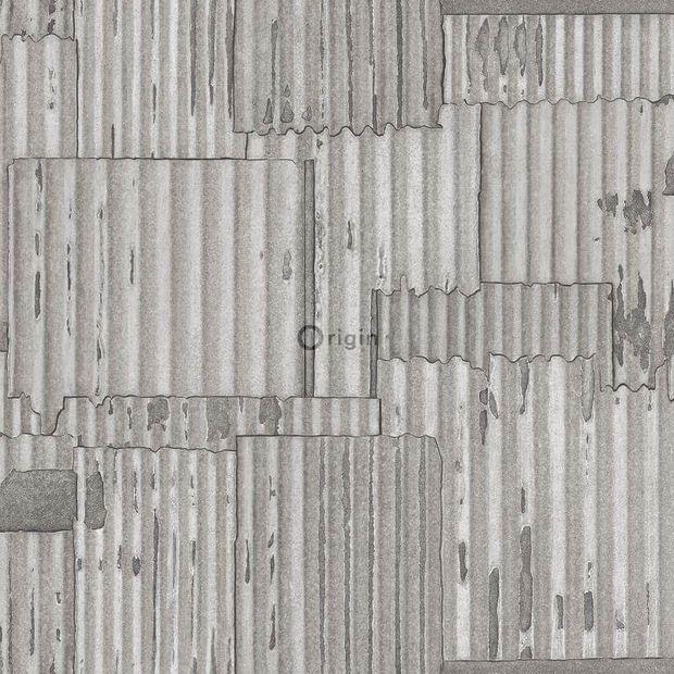 Eco texture vliesbehang Origin 347615