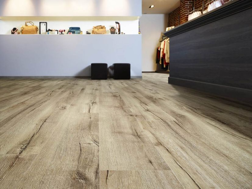 PVC vloer Moduleo Impress mountain oak