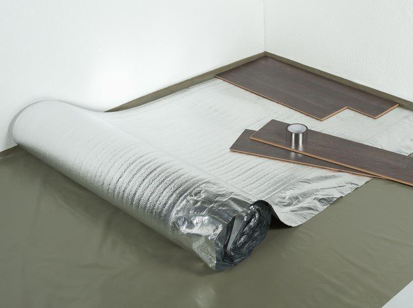 Ondervloer Alupro basic