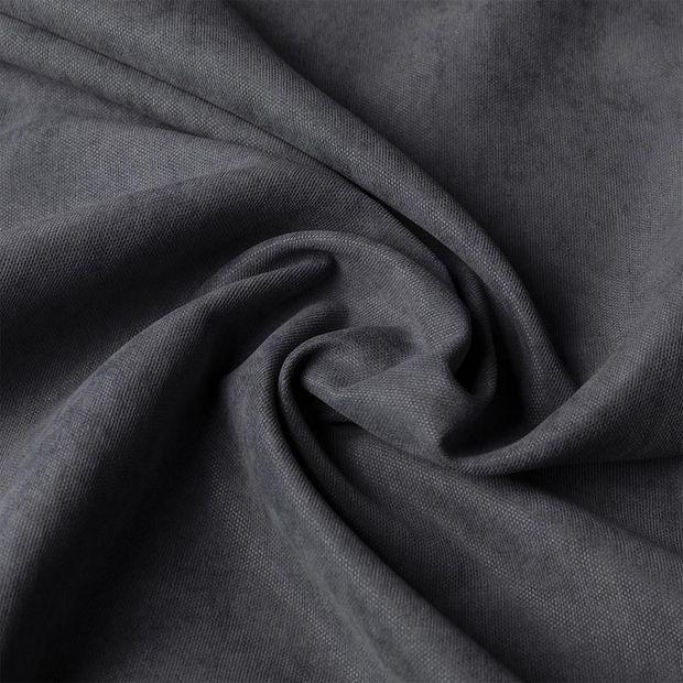 Gordijn Charming grijs