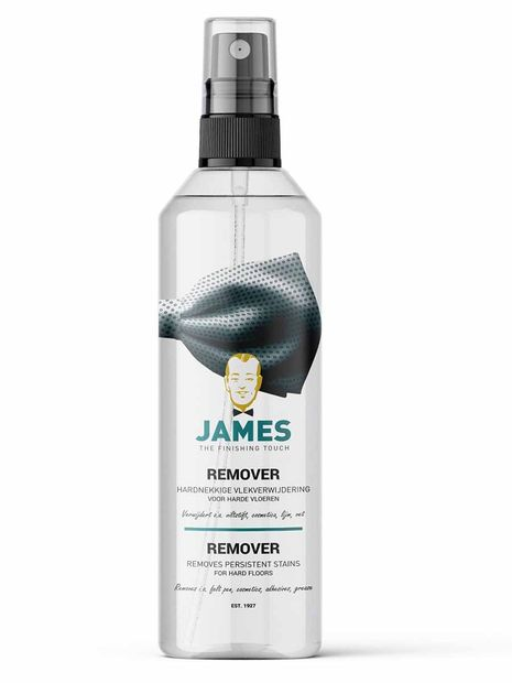 James remover