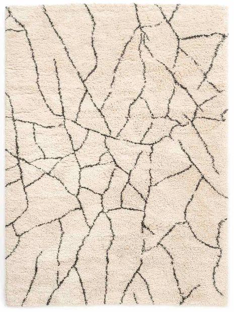 Vloerkleed Royal Nomadic cracked lines