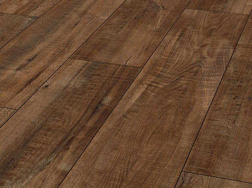 Laminaat Ferrara oak dark brown