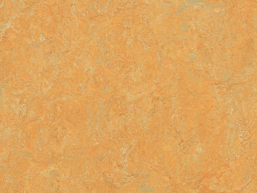 Marmoleum Marbled golden saffron