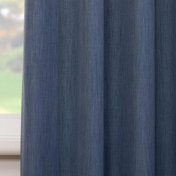 Gordijn Nuancer blauw