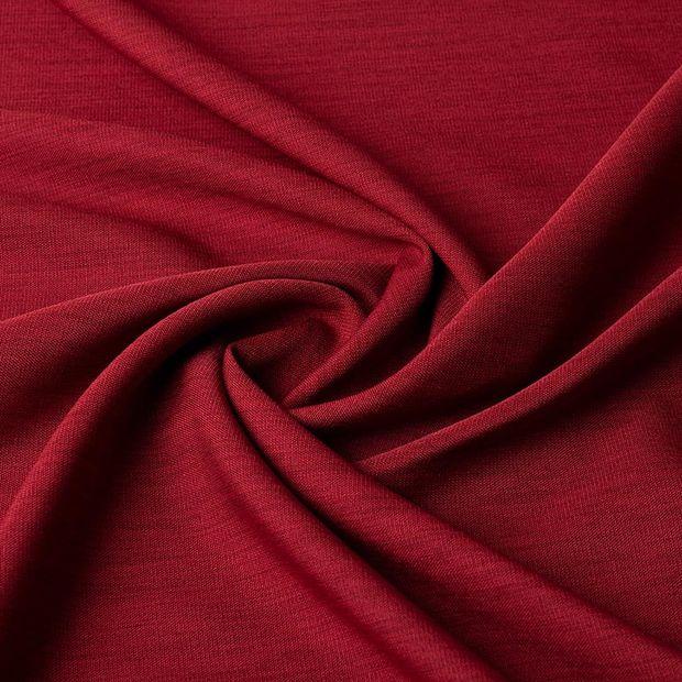Gordijn Nuancer rood