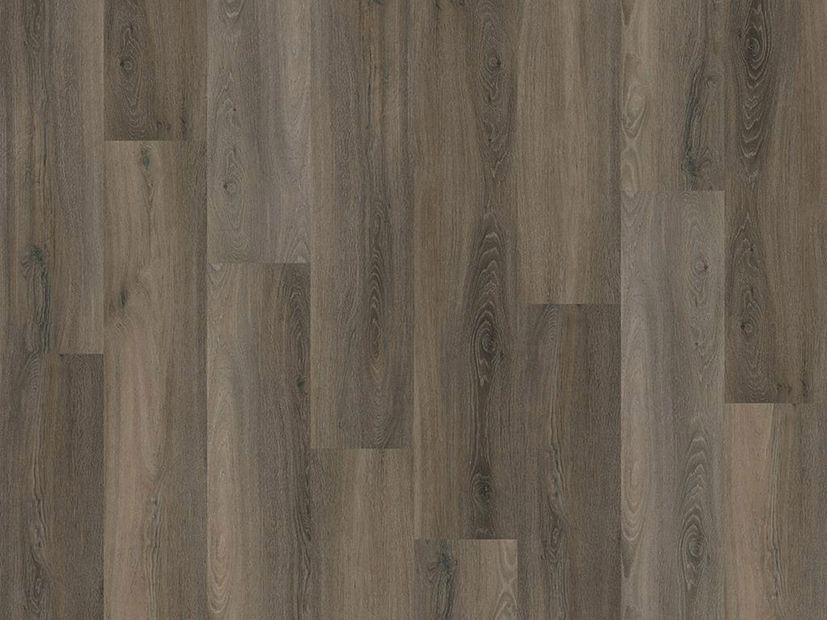 PVC vloer Kodiaq click dark grey + kurk