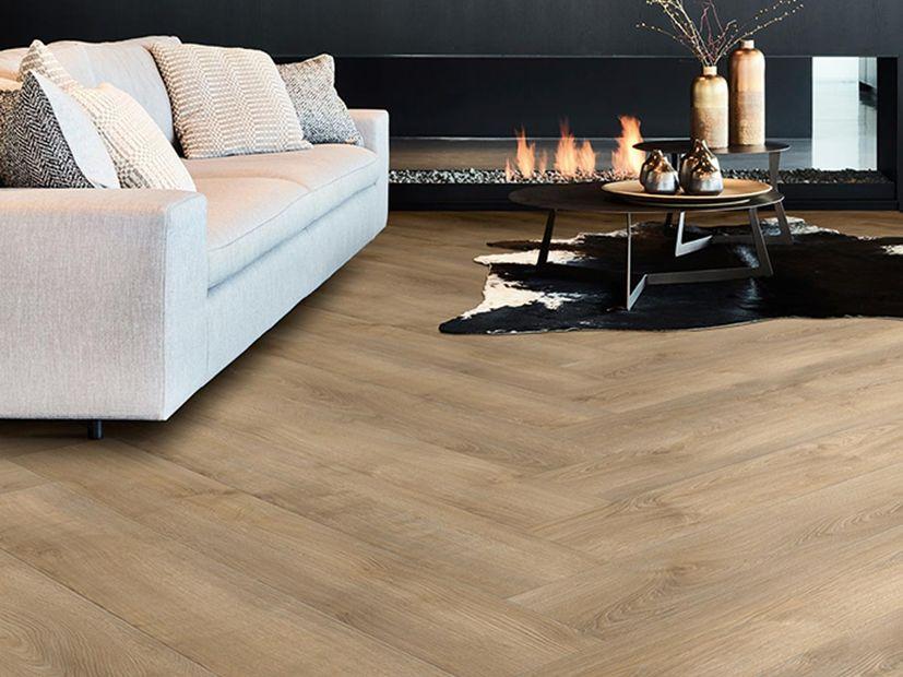 PVC vloer Moduleo LayRed click sherman oak