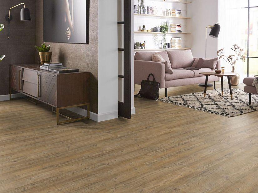 PVC vloer Superior warm pine