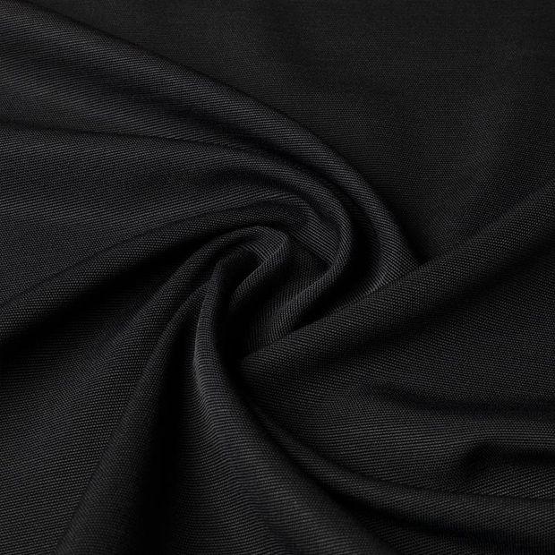 Gordijn Palette zwart