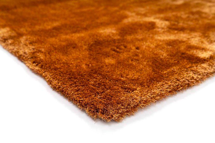 Vloerkleed Puglia gold/brown mix