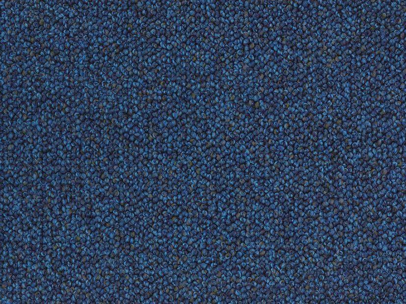 Tapijt Granit kobalt
