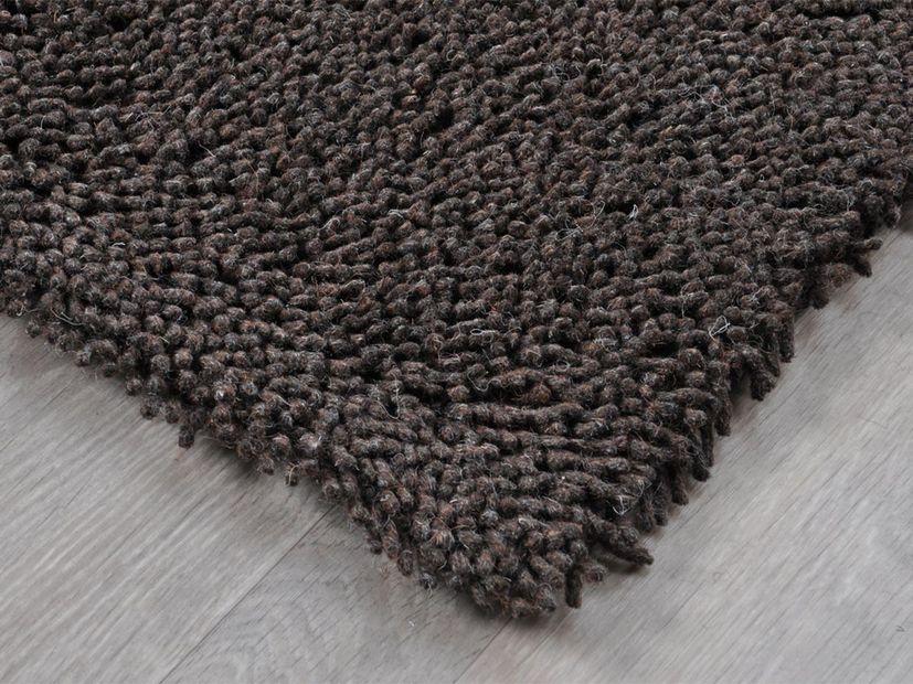 Vloerkleed Ground bruin